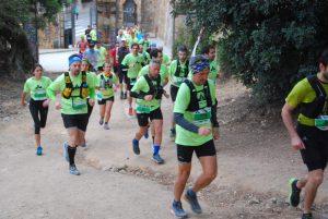 Trail Pedralbes