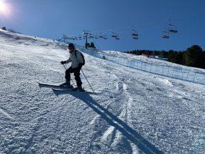 esquiada pedralbes barcelona