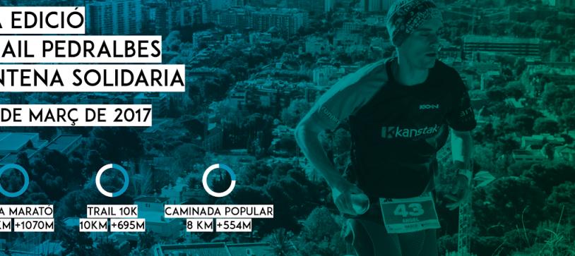 "Presentación ""II Trail Pedralbes Antena Solidaria"""