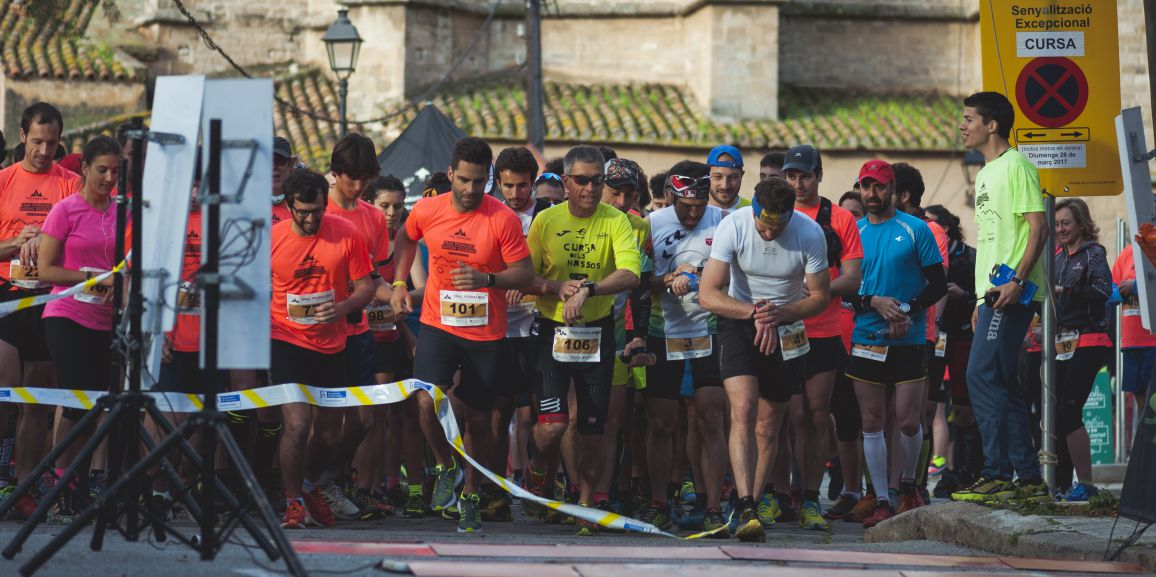 """""""II Trail Pedralbes Antena Solidaria: ¡Un verdadero éxito!"""