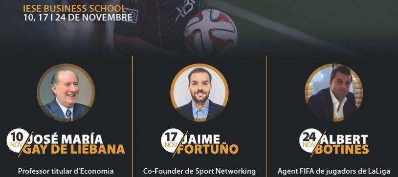 Nuevo éxito del CE Pedralbes: Curso Football Management