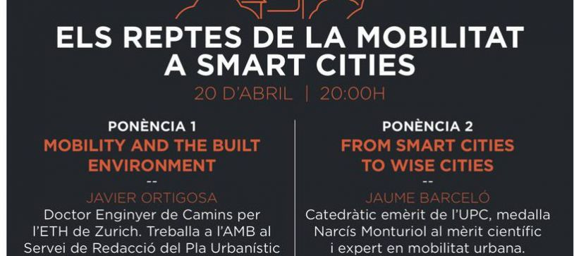 "Seminario ""Smart Cities"" en el CMU Pedralbes"