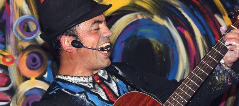 The Pau Morales' show