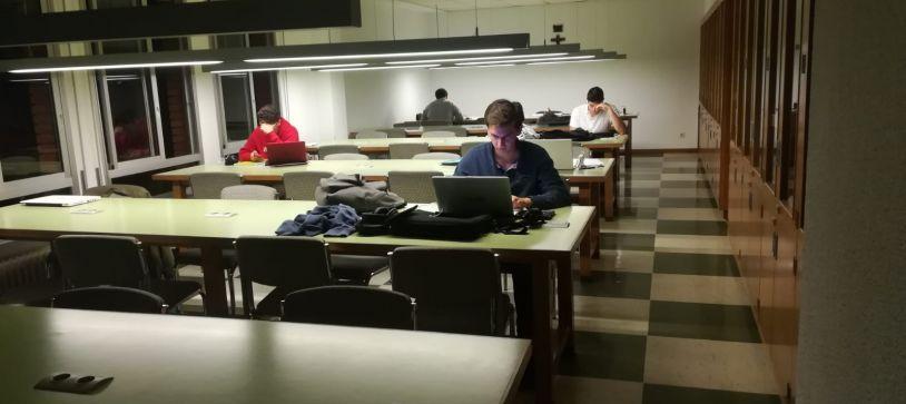 El Colegio Mayor Pedralbes se suma a la campaña 'Olimpiada Solidaria de Estudio'