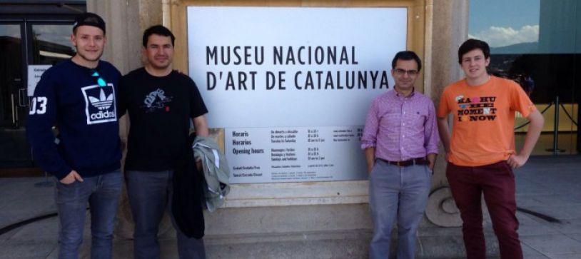 Salida cultural al MNAC