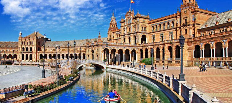 Convivencia inicio de curso en Sevilla