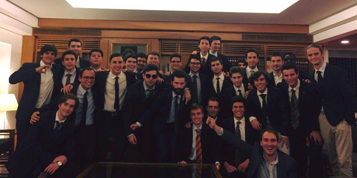 Fiesta de inicio del curso académico 2018-19 en el Colegio Mayor Pedralbes
