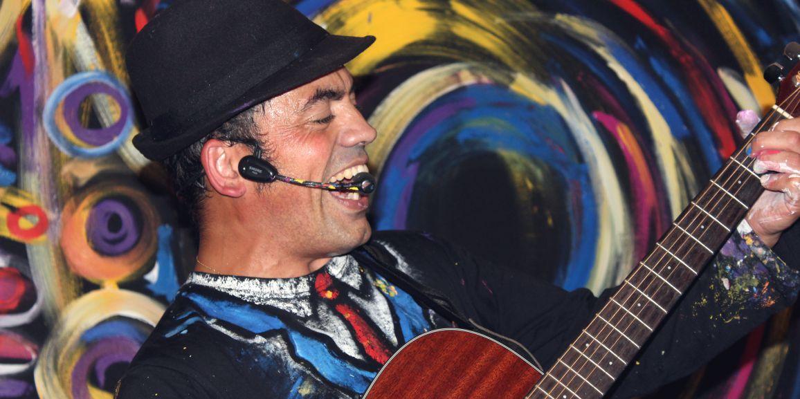 El show de Pau Morales