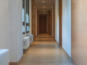 Masters Area Corridor