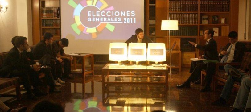 DEBATE ELECTORAL AL COMPLETO