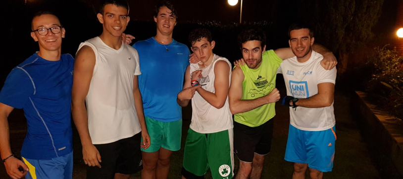El club de fitness